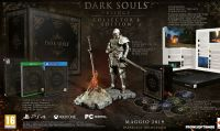 Bandai Namco svela la Collector's Edition della Dark Souls Trilogy