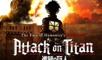 Attack on Titan - Rilasciato un nuovo video gameplay