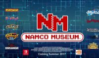 Namco Museum arriva in estate in esclusiva per Nintendo Switch