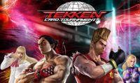Arriva la modalità Campagna per Tekken Card Tournament