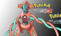 Il pokémon misterioso deoxys sarà disponibile a luglio