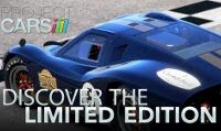 Un video svela i bonus preorder e la Limited Edition di Project Cars