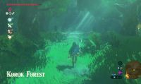 TLoZ: Breath of the Wild - Un trucco per arrivare rapidamente alla Korok Forest