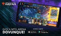 Magic: The Gathering Arena inizia il progressivo lancio su mobile
