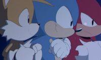 Una bellissima clip introduce l'imminente Sonic Mania