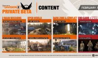Ubisoft annuncia i contenuti della beta privata di Tom Clancy's The Division 2