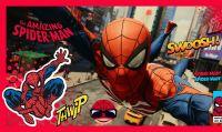 Diamo un primo sguardo alla Photo Mode di Spider-Man