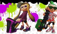 Disponibile l'update 2.0 di Splatoon