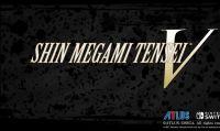 Annunciata la data d'uscita di Shin Megami Tensei V