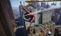 Insomniac Games svela finalmente qualche retroscena sullo spostamento con ragnatela in Spider-Man