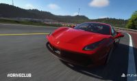 Driveclub - Arriva la Ferrari 488 GTB