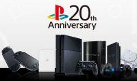 20 pubblicità PlayStation per 20 anni di storia