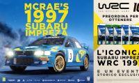 WRC 10 - Anniversary Mode e disponibilità del pre-ordine