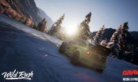 Gravel ci porta sul Monte Bianco nel nuovo video gameplay