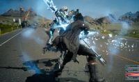 Final Fantasy XV - Nuove informazioni sul Combat System