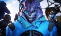 Un nuovo video gameplay di Mass Effect: Andromeda ci presenta il compagno di squadra Jaal