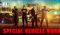 GTA Online - Ricompense doppie nelle missioni per veicoli speciali