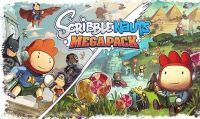 Warner Bros. ha oggi annunciato il lancio diScribblenautsMega Pack