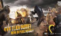 La modalità Deathmatch a squadre arriva su PUBG MOBILE