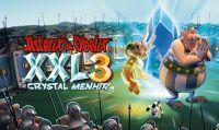 É online la recensione di Asterix & Obelix XXL3: il Menhir di Cristallo