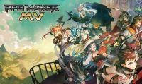 RPG Maker MV è ora disponibile su PS4 e Switch