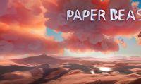 Un nuovo trailer per Paper Beast, gioco per PS VR di Pixel Reef