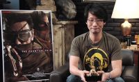 Kojima saluta i fan di Metal Gear