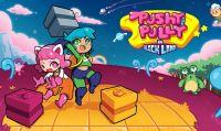 Annunciato il nostalgico Pushy and Pully in Blockland  per PC