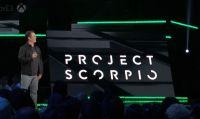 Xbox Scorpio e la retrocompatibilità
