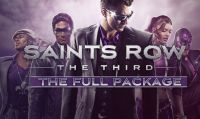 Trailer e deluxe pack per Saints Row: The Third - The Full Package su Switch