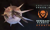"""Amplitude pubblica l'aggiornamento gratuito """"Renegade Fleets"""" per Endless Space 2"""