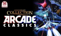 La Arcade Classics Anniversary Collection è disponibile su tutte le attuali piattaforme