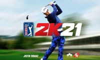 PGA Tour 2K21 - Svelato il Pro Roster