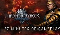 Nuovo gameplay di Thronebreaker: The Witcher Tales