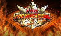 Fire Pro Wrestling World sarà disponibile su PS4 dalla prossima estate