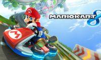 Mario Kart 8 - Laguna Delfino e Vulcano Brontolone a 200cc