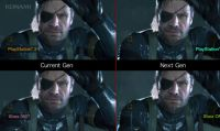 Metal Gear Solid 5: Ground Zeroes - Confronto Console