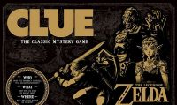Aperti i pre-order per la versione Cluedo di The Legend of Zelda