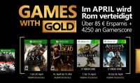 Trapelano i Games with Gold di Aprile? C'è Ryse: Son of Rome