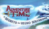 Adventure Time: Il segreto del Regno Senzanome per 3DS, Xbox 360 e PS3