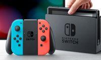 Nintendo Switch - Disponibile l'update 3.00