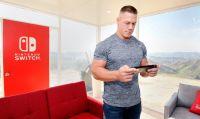 John Cena parla di Nintendo Switch
