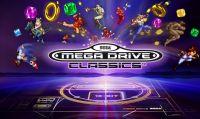 SEGA Mega Drive Classics arriva, in inverno, anche su Switch