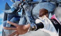 Jump Force - Nuove immagini di Seto Kaiba e del suo Drago Bianco Occhi Blu
