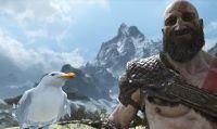 God of War - Presentate alcune delle caratteristiche della photo mode