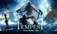 For Honor Anno 5 Stagione 3 Tempest disponibile da oggi insieme all'evento Storm Tides