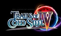 Trails of Cold Steel IV è ora disponibile su PS4