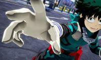 Bandai Namco svela My Hero One's Justice