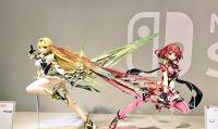 Xenoblade Chronicles 2 – Ecco le due nuove action figure di Mythra e Siren