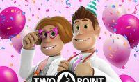 Two Point Hospital festeggia il suo secondo anniversario